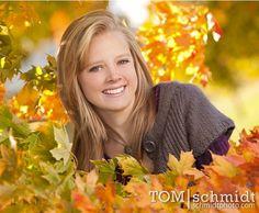 Senior Portrait / Photo - Girls - Fall