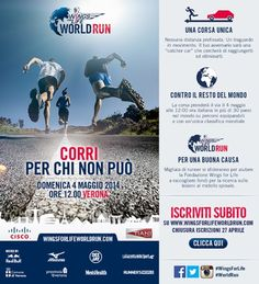 "Verona: ""Wings For Life World Run"" @GardaConcierge"