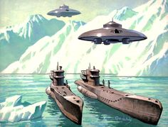 NAZI FLYING SAUCERS AND UFO'S DURING WW2