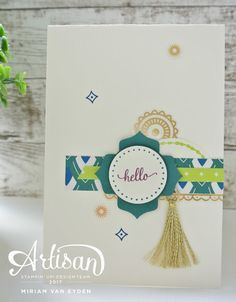 Stampin' Up! - Rubber Stamps, Ink, Paper, Tools, and Accessories