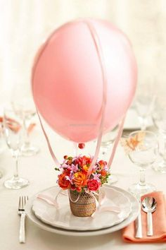 Party Decor Crafts