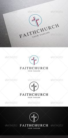 Faith Church Logo - Symbols Logo Templates - Love a good success story? Learn how I went from zero to 1 million in sales in 5 months with an e-commerce store.