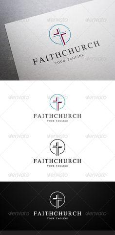 Realistic Graphic DOWNLOAD (.ai, .psd) :: http://hardcast.de/pinterest-itmid-1007604000i.html ... Faith Church Logo ...  baptist, christianity, church, cross, faith, holy  ... Realistic Photo Graphic Print Obejct Business Web Elements Illustration Design Templates ... DOWNLOAD :: http://hardcast.de/pinterest-itmid-1007604000i.html