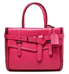 Reed Krakoff in Valentine's Day Pink
