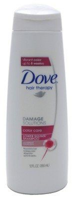 Dove Shampoo 12oz Color Care Damage Solutions (6 Pack) >>> More info could be found at the image url. (This is an Amazon affiliate link)