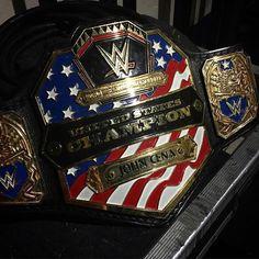 WWE It's time for photo Wwe United States Championship, Wwe 2k, Lucha Underground, Wwe Wallpapers, Wwe Champions, Wwe Photos, John Cena, Professional Wrestling, Wwe Superstars