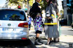 Le 21ème / Decland Chan + Leaf Greener | Paris  // #Fashion, #FashionBlog, #FashionBlogger, #Ootd, #OutfitOfTheDay, #StreetStyle, #Style