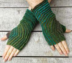 Перчатки спицами. Более 20 схем вязания перчаток на bagiratravels.ru - вязание спицами.
