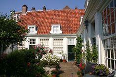 Haarlem Hofje van Guurtje de Waal