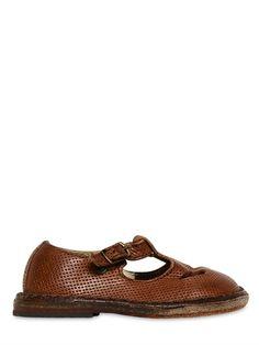 Brown leather sandals - PèPè