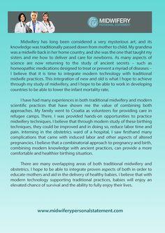 Reflective essay question midwifery