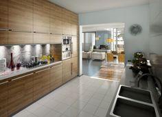 fronty do kuchni drewniane - Szukaj w Google