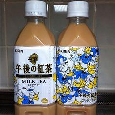 Donald Duck x Afternoon Tea's Milk Tea