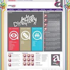 Website design, Development the-observatory