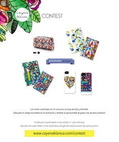 Cayena contest! Get in & participate!