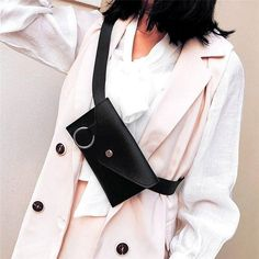 HJKL Women's Crossbody Bag Chest Bag Handbag Waist Bag PU Leather Messenger High quality Ladies Designer Mini Purse For Girls Crossbody Shoulder Bag, Leather Shoulder Bag, Crossbody Clutch, Shoulder Bags, Clutch Wallet, Waist Purse, Leather Belt Bag, Pu Leather, Leather Keychain