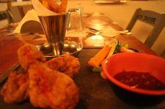 Southern fried chicken, La Plancha,