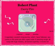 Robert Plant, Yearning, Rock Music, Singing, Album, Songs, Writing, Big, Rock