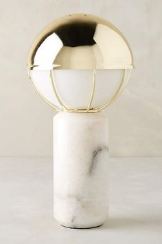 Anchored Orb Table Lamp - anthropologie.com