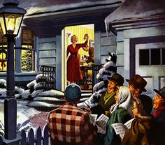 Christmas, 1950.