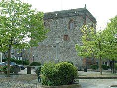 Castle in Dalton in Furness
