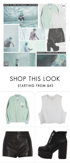 """Run--- BTS (Japanese Version)"" by alicejean123 ❤ liked on Polyvore featuring Pierre Balmain"