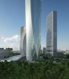 In Progress: CityLife Milano,© Zaha Hadid Architects, Courtesy of CityLife