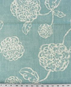 Adele Ocean | Online Discount Drapery Fabrics and Upholstery Fabric Superstore! - pillow