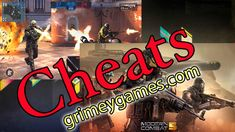 Are you looking for a Modern Combat 5 Cheats? This is the only working tool that is capable of generating credits Battle Ground, First Person Shooter, Single Player, Hack Tool, Level Up, Fast Growing, User Interface, Cheating, Have Fun