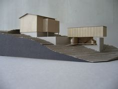 Image 15 of 25 from gallery of House Sømme / Knut Hjeltnes. Second Floor Plan Architecture Model Making, Architecture Images, House Viewing, Prefab, Outdoor Furniture, Outdoor Decor, Second Floor, House Plans, Floor Plans