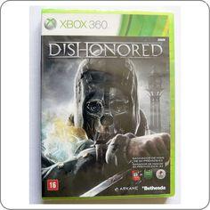 Xbox 360 Dishonored R$179.90