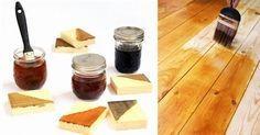 Aprende estas recetas para colorear y proteger maderas sin comprar nada en la…