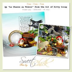 Sweet-Chick Scrap and Co Free for you