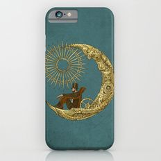 Moon Travel Slim Case iPhone 6s