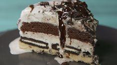 Slutty Brownie Ice Cream CakeDelish