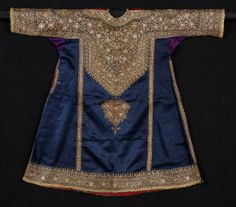 Khatri India, Gujarat, Kutch  Aba (Dress for Child or Young Woman), 19th or early 20th century