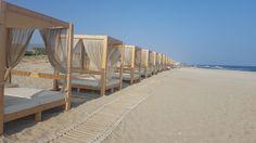 Anissa Beach und Vilagge!