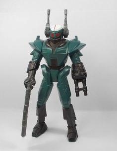 V R Troopers - Tankotron - Action Toy Figure - Saban - Kenner 1994 - Tall Vr Troopers, Action Toys, Master Chief, Character, Lettering