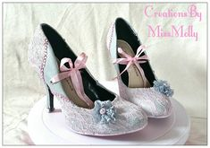 Excited to share the latest addition to my #etsy shop: Lace Shoes/ Handmade Shoes/ Bridal Shoes/ Lace Bridal Shoes/ Bridesmaid Shoes/ Pink Shoes/ Grey Shoes/ Lace Prom Shoes http://etsy.me/2CIbNuY