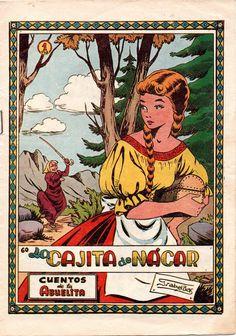 CUENTOS DE LA ABUELITA (TORAY, 1955) 60