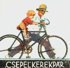 Retro Posters, Vintage Posters, Retro Kids, Illustrations And Posters, Geek Stuff, Bicycle, Humor, History, Event Posters