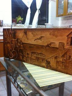 Pintura de Valparaíso