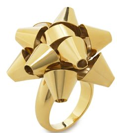 Kate Spade bourgeois bow ring: I was so sad when I couldn't get this 2 years ago... it would have been so perfect for festive December!