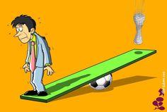 كاريكاتير - فهد الزهراني (السعودية)  يوم الجمعة 28 نوفمبر 2014  ComicArabia.com (Beta)  #كاريكاتير