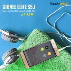 Sport the #Gionee's #ElifeS5 for a sporty look! #Compare smart with www.yuppleprice.com. http://bit.ly/2bJi4cM