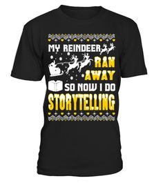 "# MY REINDEER RAN AWAY NOW I DO STORYTELLI .  MY REINDEER RAN AWAY NOW I DO STORYTELLING TSHIRT, #women, #men, #merry #christmas #xmas, #mom, #wife, #tshirt, #tees, #papa, #dad, #giftHOW TO ORDER:1. Select the style and color you want: T-Shirt / #Hoodie2. Click ""Reserve it now"" 3. Select size and quantity 4. Enter shipping and billing information 5. Done! Simple as that!MY REINDEER RAN AWAY NOW I DO STORYTELLING TSHIRTTIPS: Buy 2 or more to save shipping cost!  Guaranteed safe and secure…"