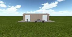 Cool 3D #marketing http://ift.tt/2vFPgMh #barn #workshop #greenhouse #garage #roofing #DIY