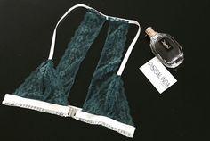 Lace bra // bralette // Rosalinda lingerie