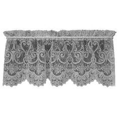 Heritage Lace English Ivy 60-Inch Wide by 22-Inch Valance...…
