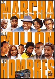 La marcha del millón de hombres (1996) EEUU. Dir: Spike Lee. Drama. Racismo - DVD CINE 1449